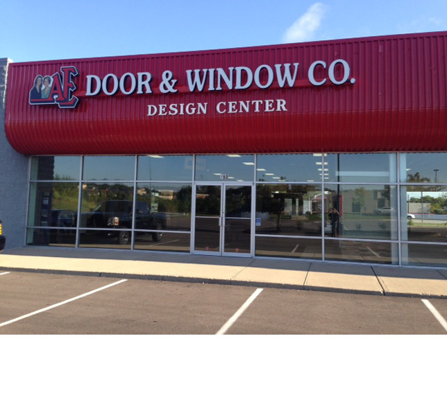 Serving Cincinnati Eastgate Amp Northern Ky Ae Door Amp Window