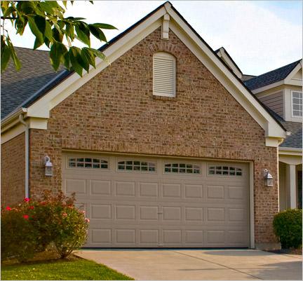 Residential garage doors ae door window cincinnati oh for Garage doors cincinnati
