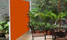 Rectractable Horizontal Shades garage doors