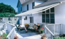 Retractable Awnings garage doors