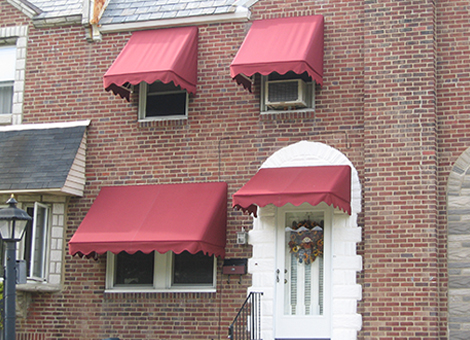 Fabric Window And Door Awnings Ae Door Amp Window