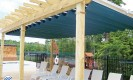 Retractable Canopies garage doors