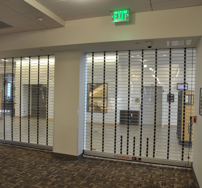Commercial Garage Doors Ae Door Amp Window