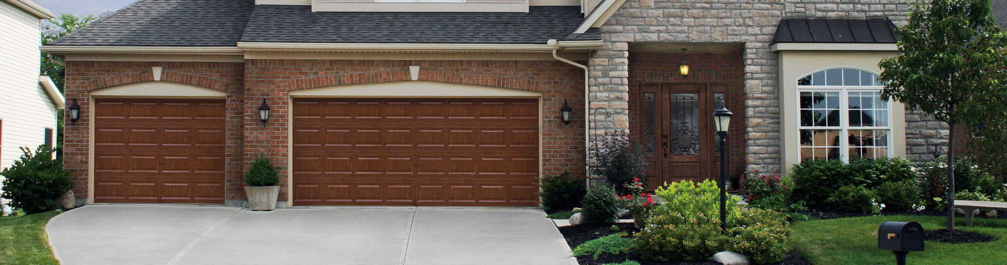 Garage Door Types We Sell The Best And Service The Rest