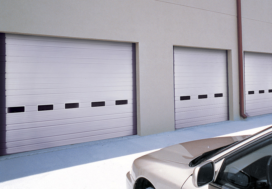 INDUSTRIAL SERIES overhead doors