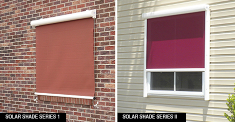 Solar Shades - We Sell The Best And Service The Rest!