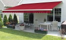 Retractable Awnings garage doors