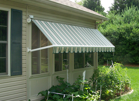Window & Door Awnings - We Sell The Best And Service The Rest!
