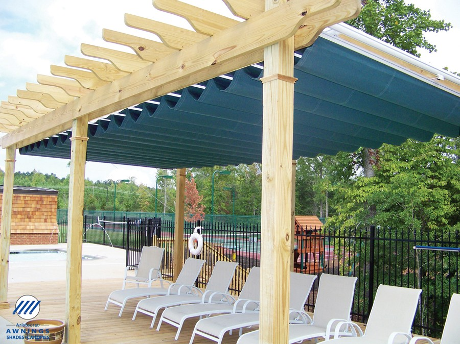Outdoor Canopies Product : Retractable canopies we sell the best and service rest
