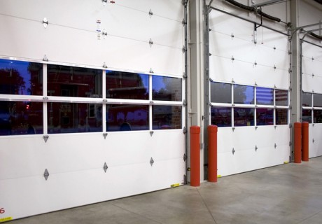 Clopay Energy Series with Intellicore overhead doors
