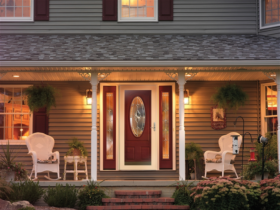 Storm Doors We Sell The Best And Service The Rest