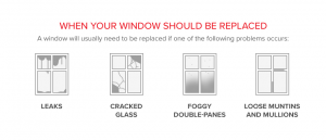 When should your window be replaced